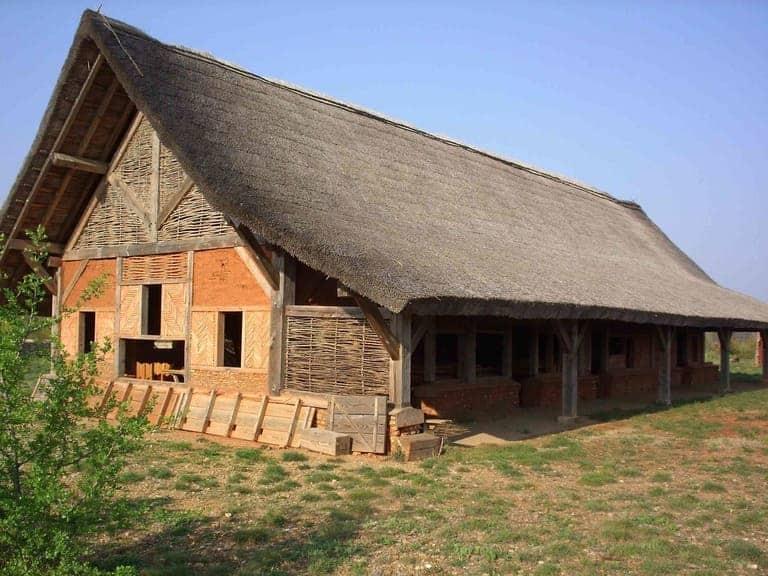 Maison du musée Amphoralis