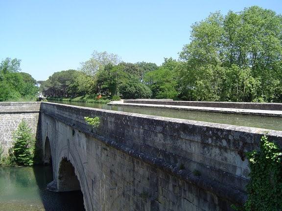 Pont-canal de cesse