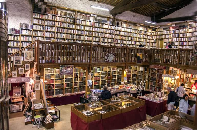 Librairie du Somail