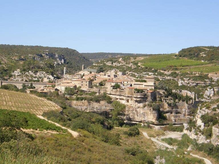 Village de Minerve